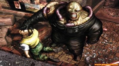 Artwork ke hře Resident Evil 3: Nemesis