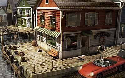 Screen ze hry Posel Smrti 2