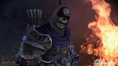Screen ze hry Dragon Age Origins Awakening