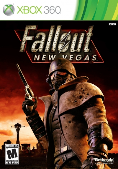Obal hry Fallout: New Vegas