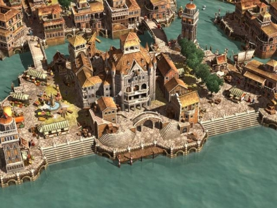 Screen ze hry Anno 1404: Venice