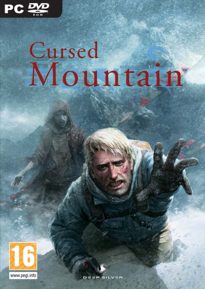 Obal hry Cursed Mountain