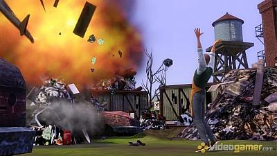 Artwork ke hře The Sims 3: Ambitions