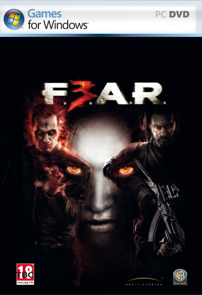 Obal hry F.E.A.R. 3