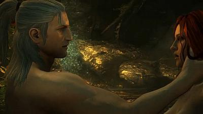 Screen ze hry The Witcher 2: Assassins of Kings