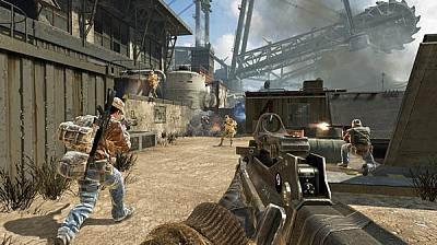 Screen ze hry Call of Duty: Black Ops