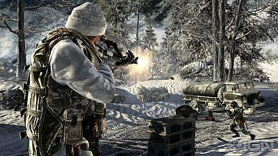Artwork ke hře Call of Duty: Black Ops