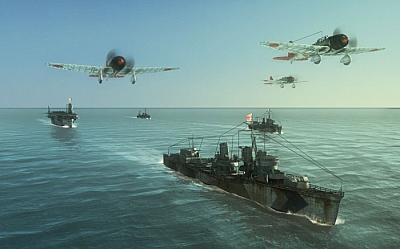 Artwork ke hře Silent Hunter 5: Battle of the Atlantic