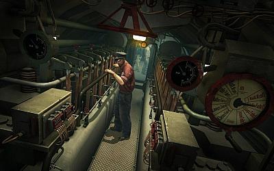 Screen ze hry Silent Hunter 5: Battle of the Atlantic