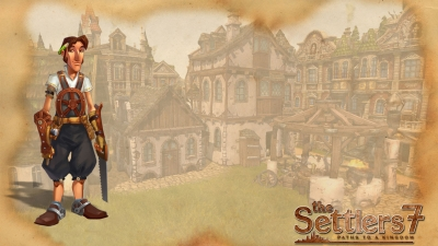 Artwork ke hře The Settlers 7: Paths to a Kingdom