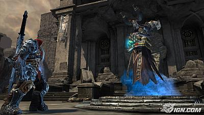Screen ze hry Darksiders