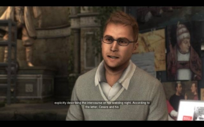 Screen ze hry Assassin´s Creed: Brotherhood