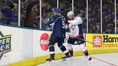 Artwork ke hře NHL 11