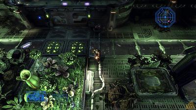 Screen ze hry Alien Breed: Impact