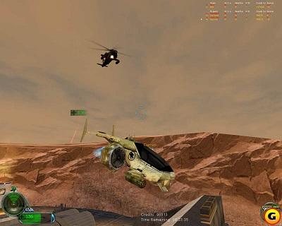 Screen Command & Conquer Renegade