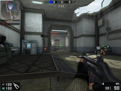 Screen ze hry Blackshot