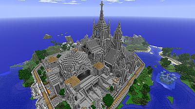 Screen ze hry Minecraft