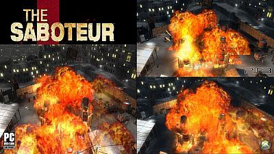 Screen ze hry The Saboteur