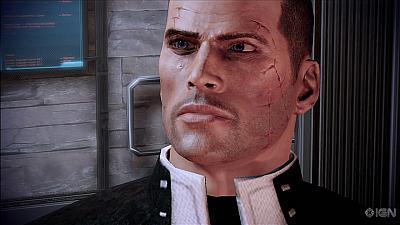 Screen ze hry Mass Effect 2: Kasumi Stolen Memory