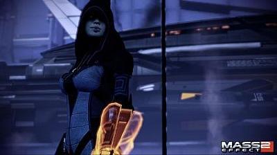 Artwork ke hře Mass Effect 2: Kasumi Stolen Memory