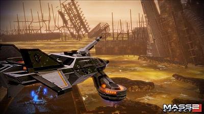 Artwork ke hře Mass Effect 2: Firewalker Pack