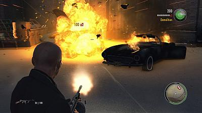 Screen ze hry Mafia II: Jimmy´s Vendetta