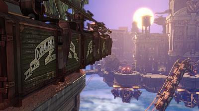 Artwork ke hře BioShock Infinite
