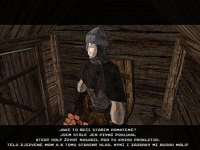 Screen ze hry Legie