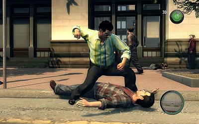 Screen ze hry Mafia II: Joe´s Adventure