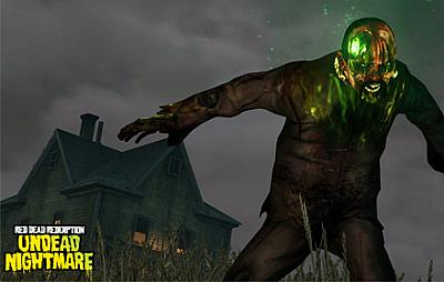Artwork ke hře Red Dead Redemption: Undead Nightmare