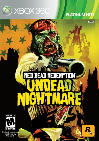 Obal hry Red Dead Redemption: Undead Nightmare
