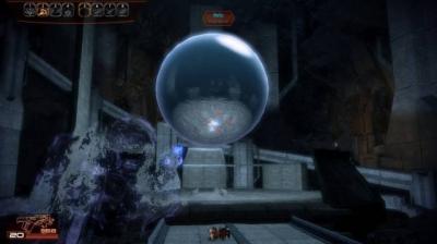 Screen ze hry Mass Effect 2