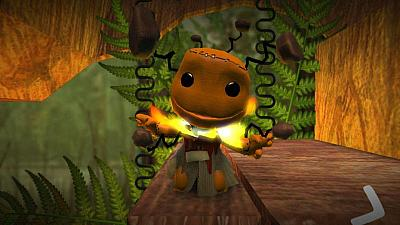 Screen ze hry Little Big Planet 2