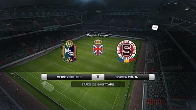 Screen ze hry Pro Evolution Soccer 2011