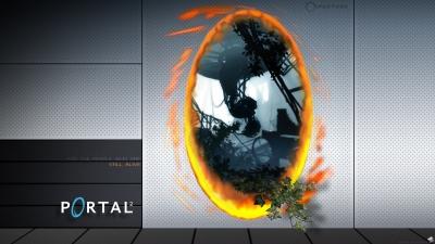Artwork ke hře Portal 2