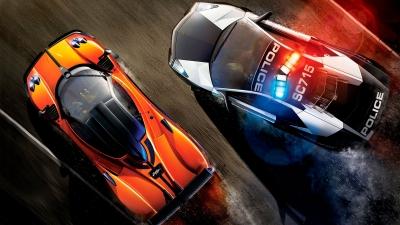 Artwork ke hře Need for Speed: Hot Pursuit