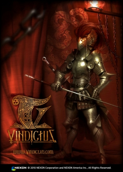 Obal hry Vindictus