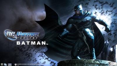 Artwork ke hře DC Universe Online
