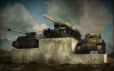 Artwork ke hře World of Tanks
