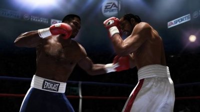 Screen ze hry Fight Night Champion