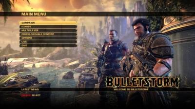 Screen ze hry Bulletstorm