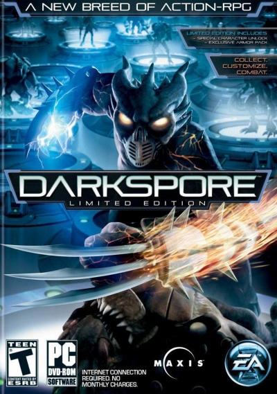 Obal hry Darkspore