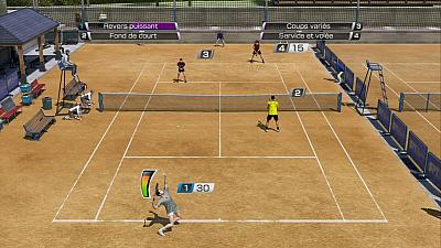 Screen ze hry Virtua Tennis 4