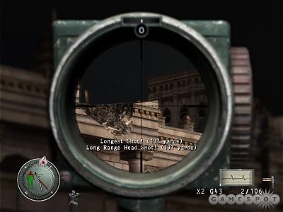 Screen Sniper Elite