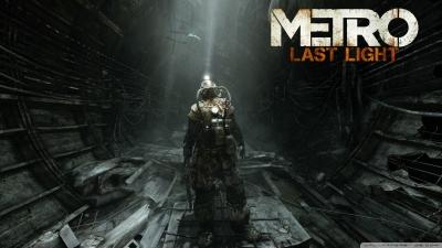 Artwork ke hře Metro: Last Light