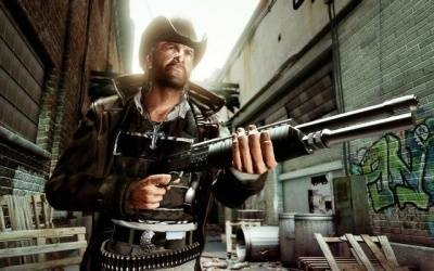 Screen ze hry Call of Juarez: The Cartel