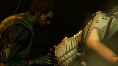 Screen ze hry Deus Ex: Human Revolution