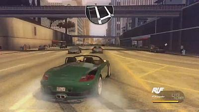 Screen ze hry Driver: San Francisco