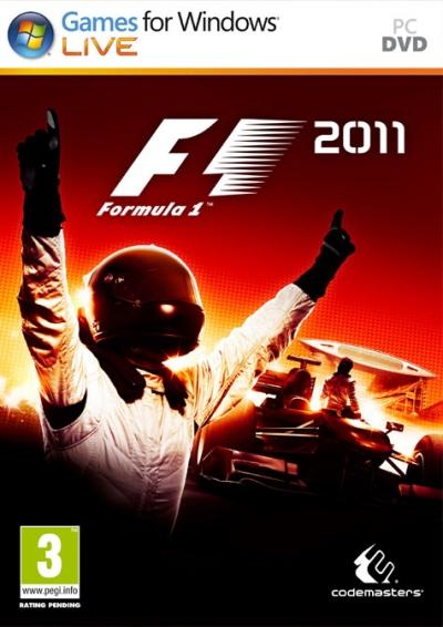 Obal hry F1 2011