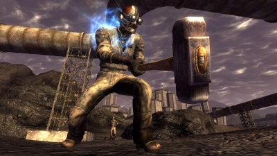 Screen ze hry Fallout New Vegas: Old World Blues
